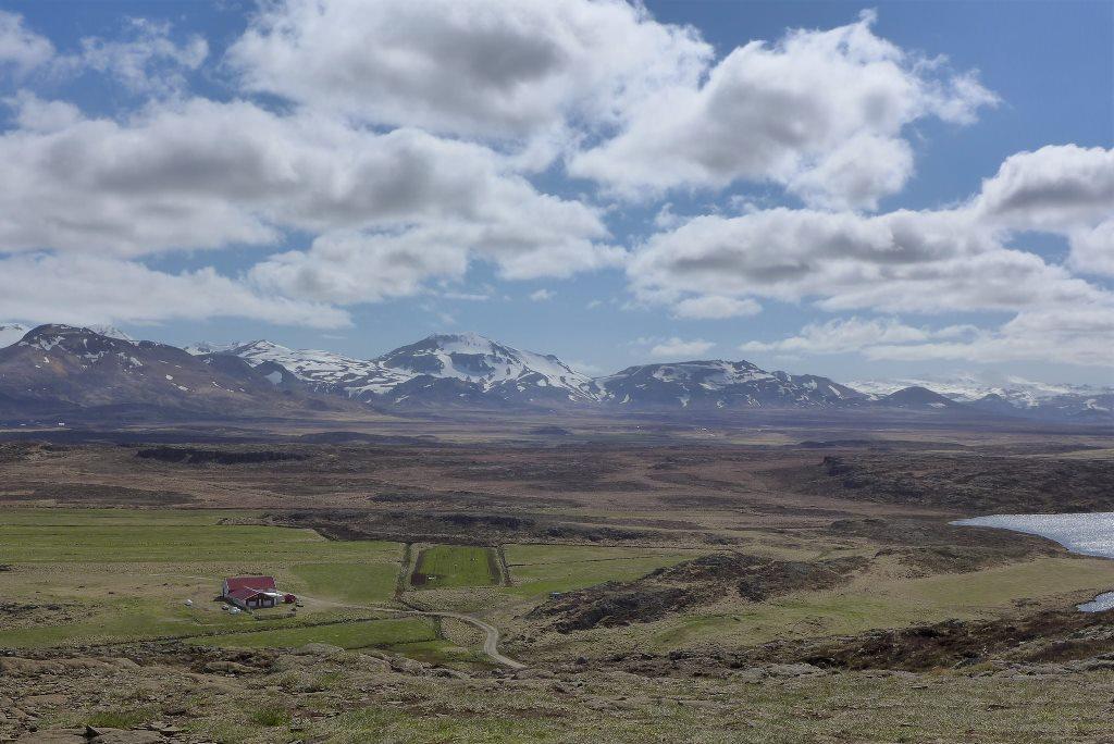 Helgafell Mountain Iceland