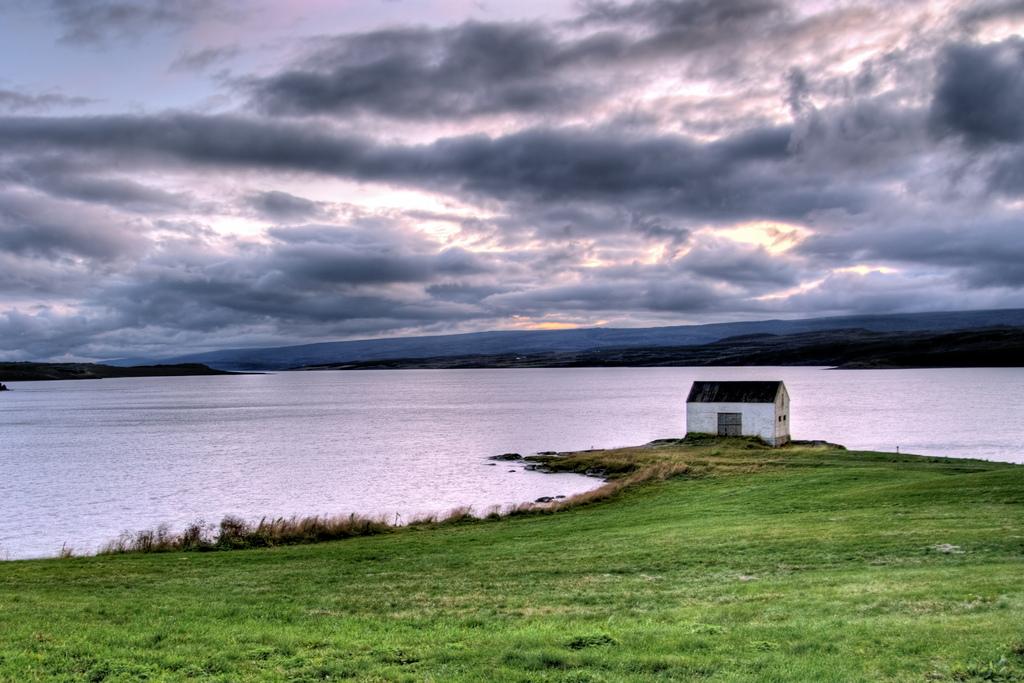 Lake Lagarfljot Icleand