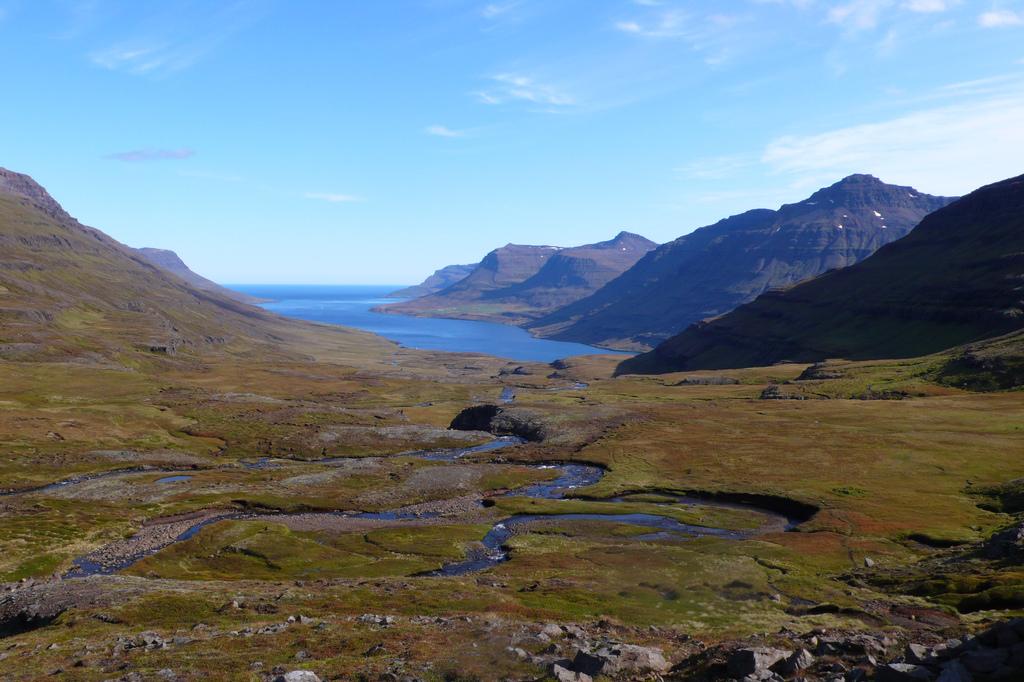 Skalanes Nature Preserve Iceland