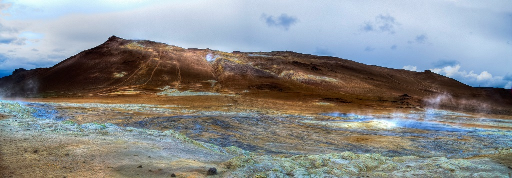 Namaskard Thermal Pools Iceland