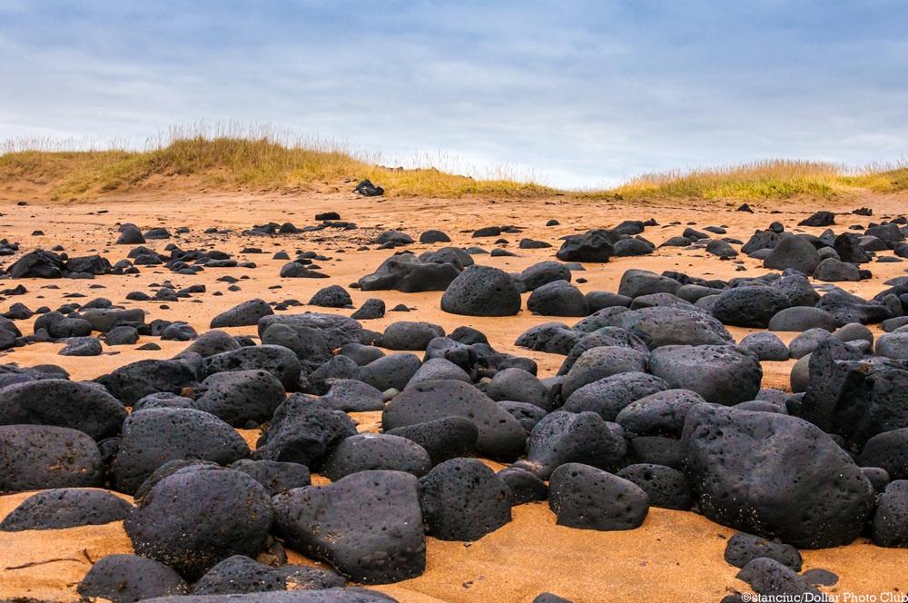 Volvanic Beach Snaefellsnes Peninsula