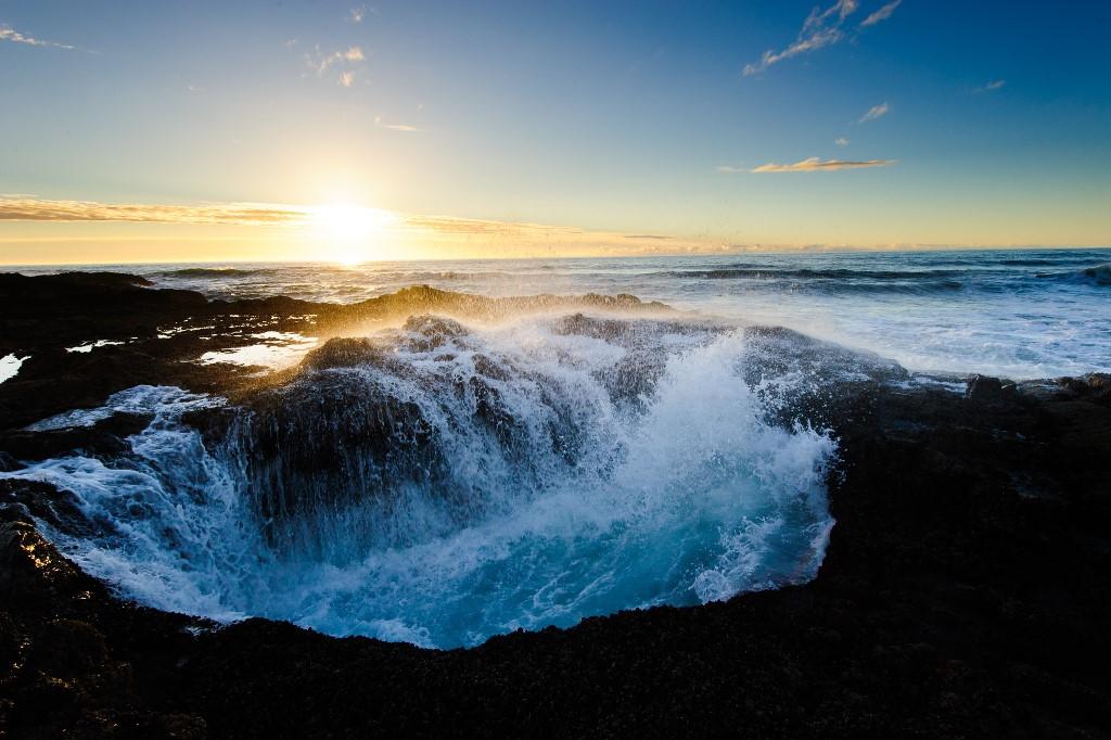 Cape Perpetua Cooks Chasm