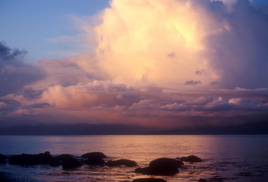 Sekiu Overlook, Jaun de Fuca Strait